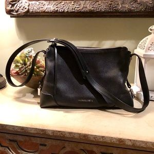 MK Crosby Medium Pebbled Leather - RARE